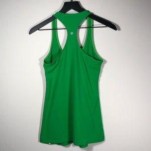 [Lululemon] Green Cotton Racerback sz8